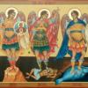 TỔNG LÃNH THIÊN THẦN MICHAEL, GABRIEL VÀ RAPHAEL