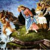 ĐỨC GIÊSU BỊ CÁM DỖ