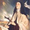 CHÚA GỬI THÁNH NỮ TERESA AVILA ĐẾN HỎA NGỤC
