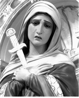 [Hạnh các Thánh]: 15-09 Lễ Đức Mẹ sầu bi
