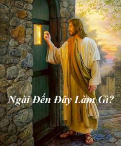 Ngài Đến Đây Làm Gì